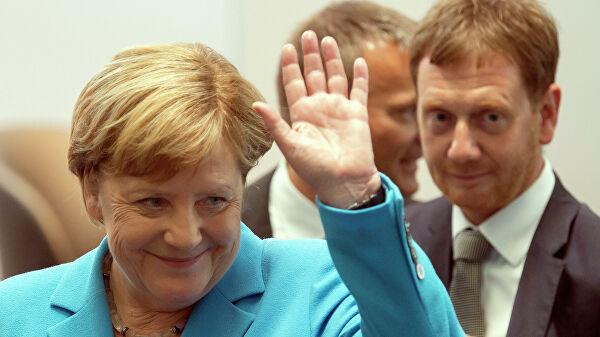 1 канцлер германии
