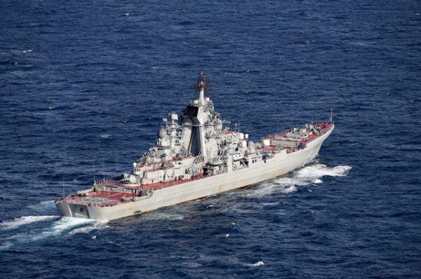 авианесущий крейсер минск