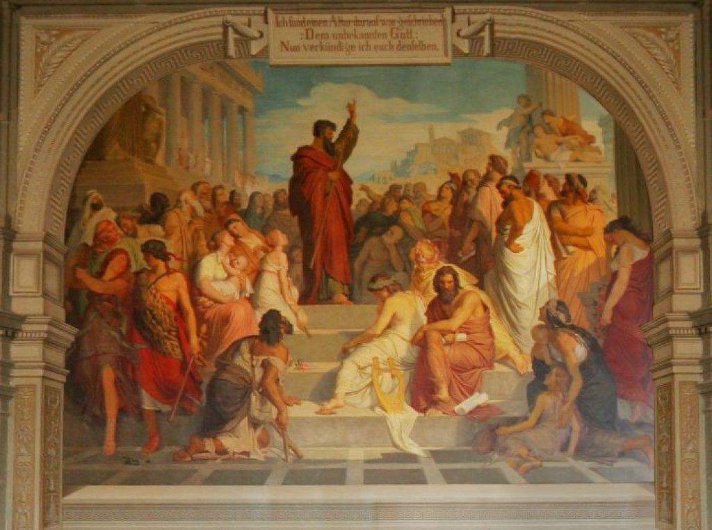 первые христиане в риме