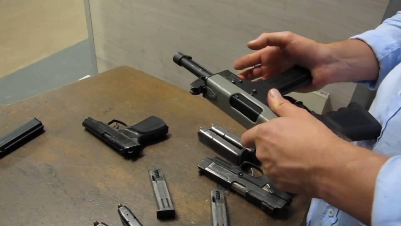 пистолет пулемет кедр фото