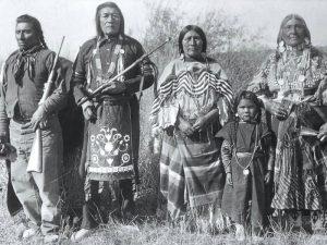 племя индейцев сша