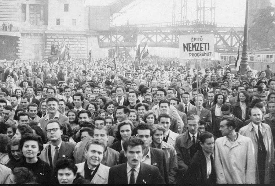 венгерские события 1956