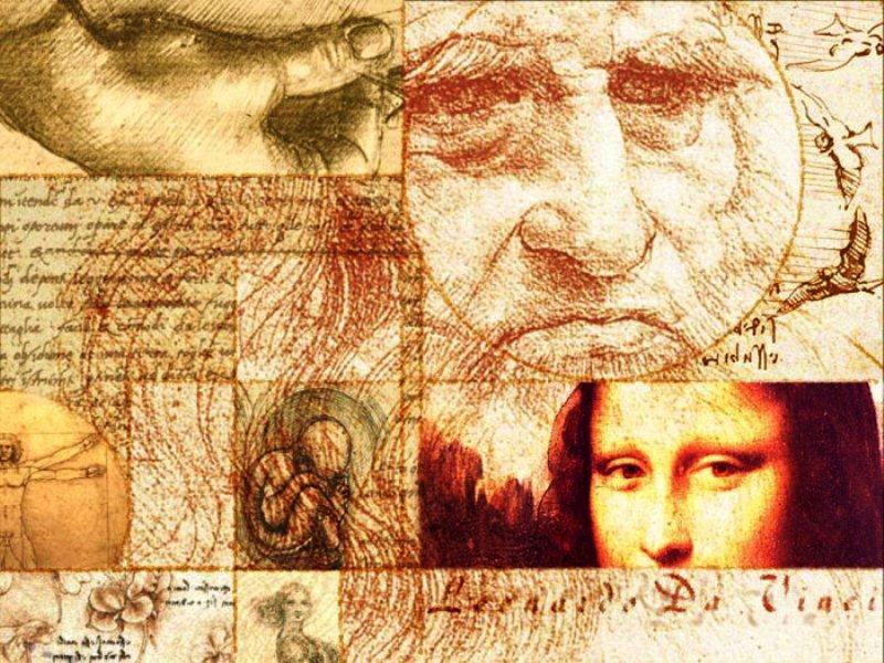 леонардо да винчи изобретения и открытия