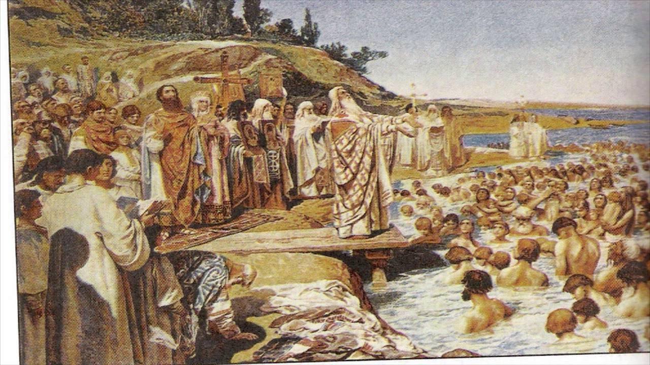 славянские племена древней руси