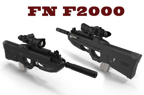 fn 2000 автомат