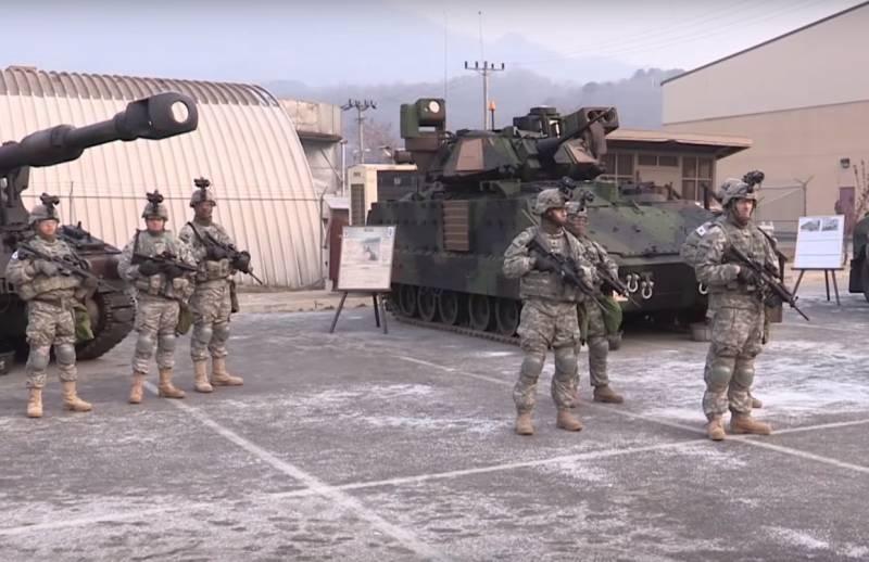 военные базы сша за рубежом
