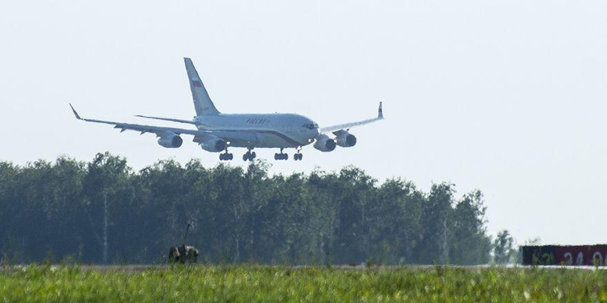 реактивные самолеты россии
