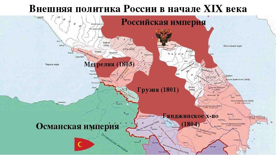 восточная грузия вошла в состав российской империи