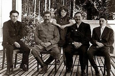 сталин потомки