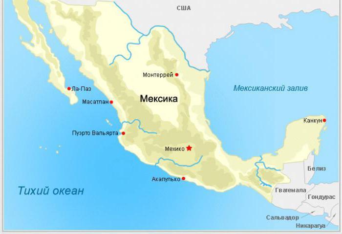 мексика это америка