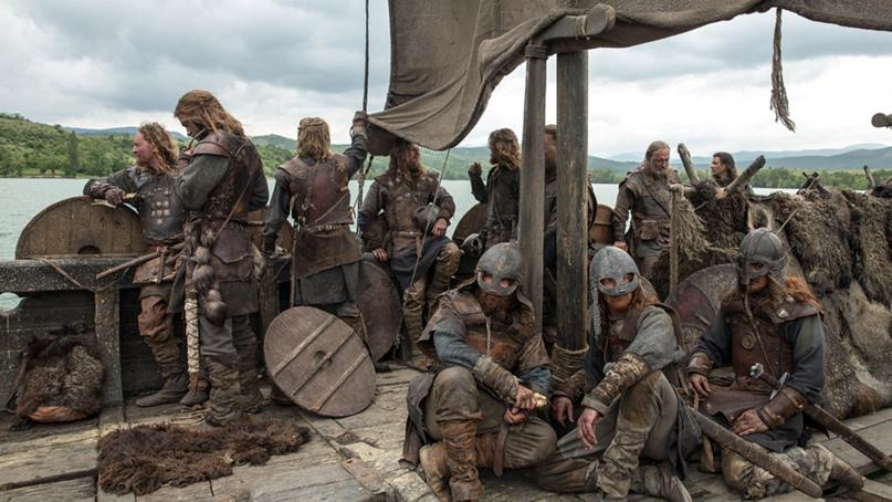 викинги история и цивилизация