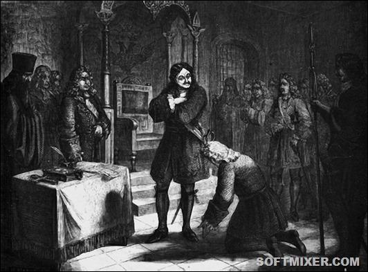 выступление против реформ дело царевича алексея дата