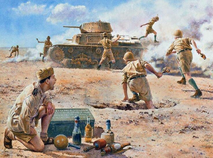 африка во второй мировой войне