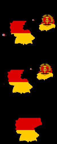 объединение германии кратко