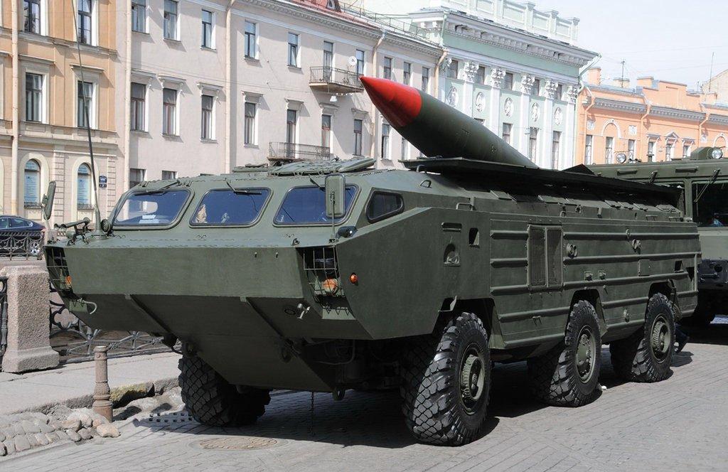 ракетные войска и артиллерия рф