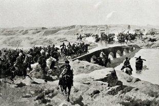 войска антинаполеоновской коалиции вступили в париж