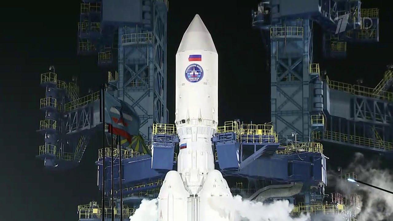 ангара а5 ракета носитель