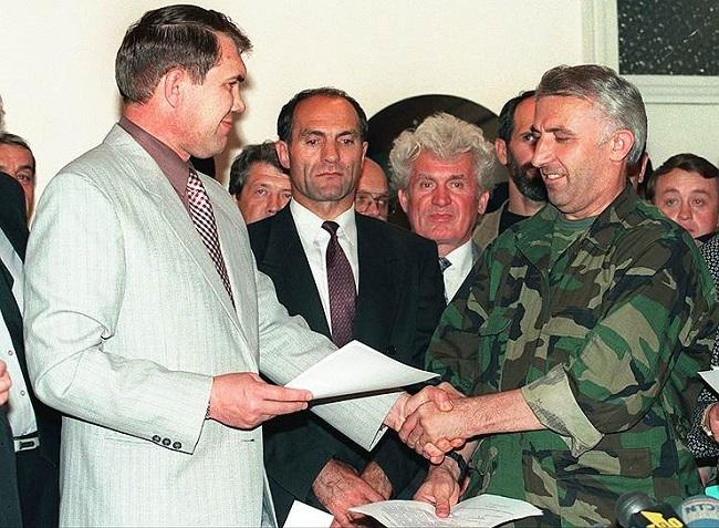 хасавюртовский договор