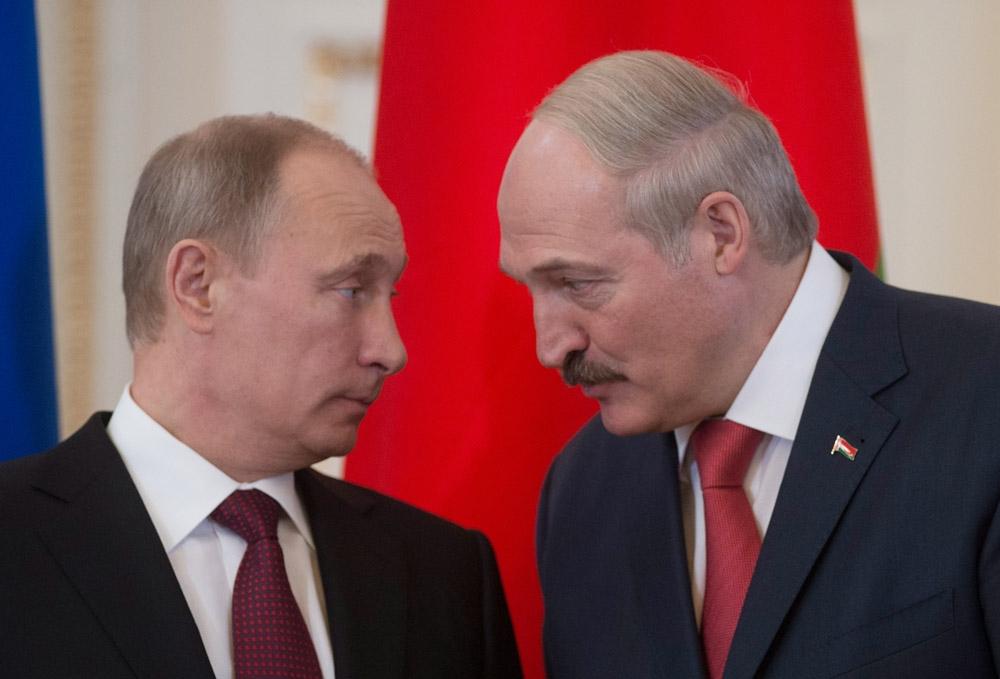 первый президент белоруссии после распада ссср