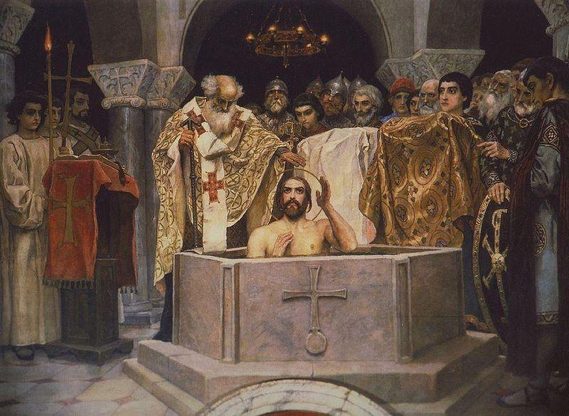 князь владимир и анна