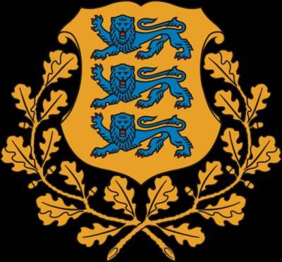 флаг с синим крестом на белом фоне
