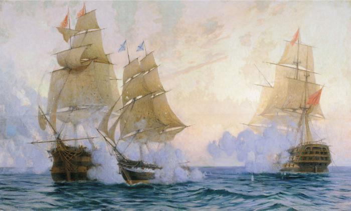 история флота