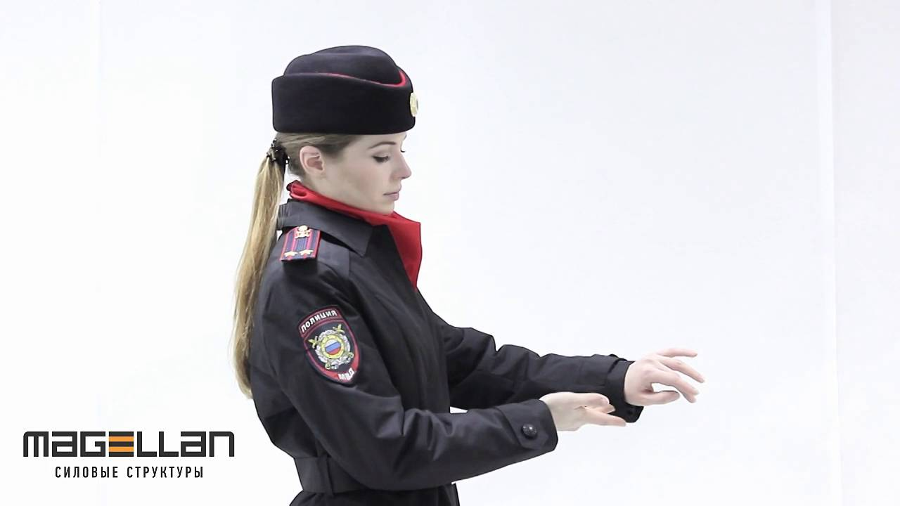 цвет формы советской милиции