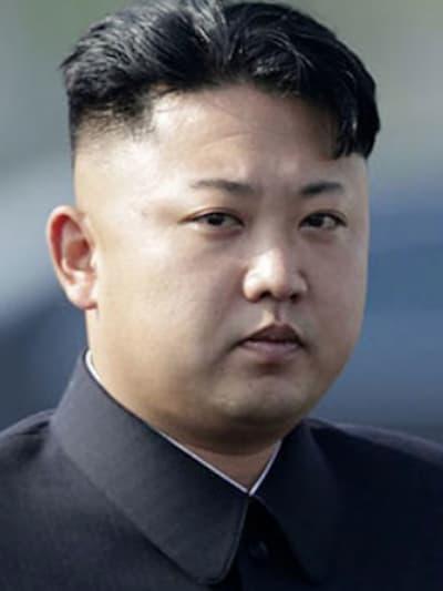 глава северной кореи