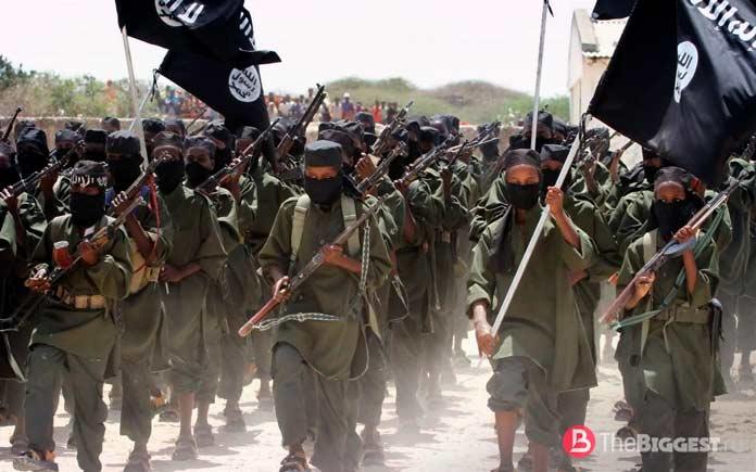 основные террористические организации