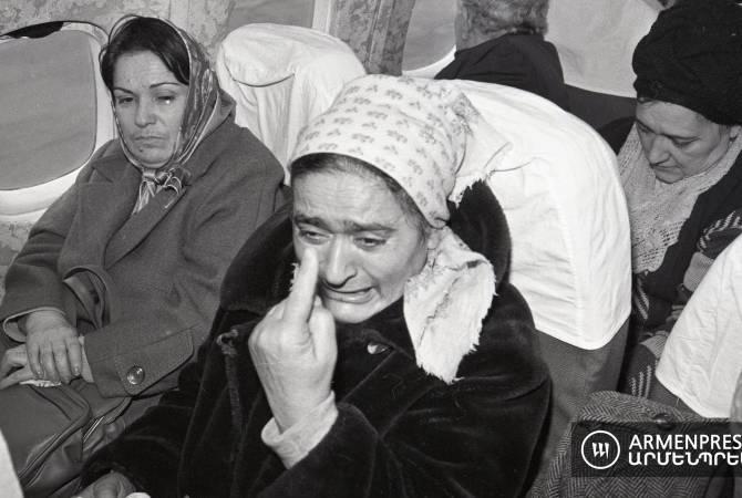 события в баку в январе 1990