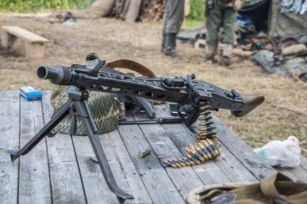 мг 34 пулемет фото
