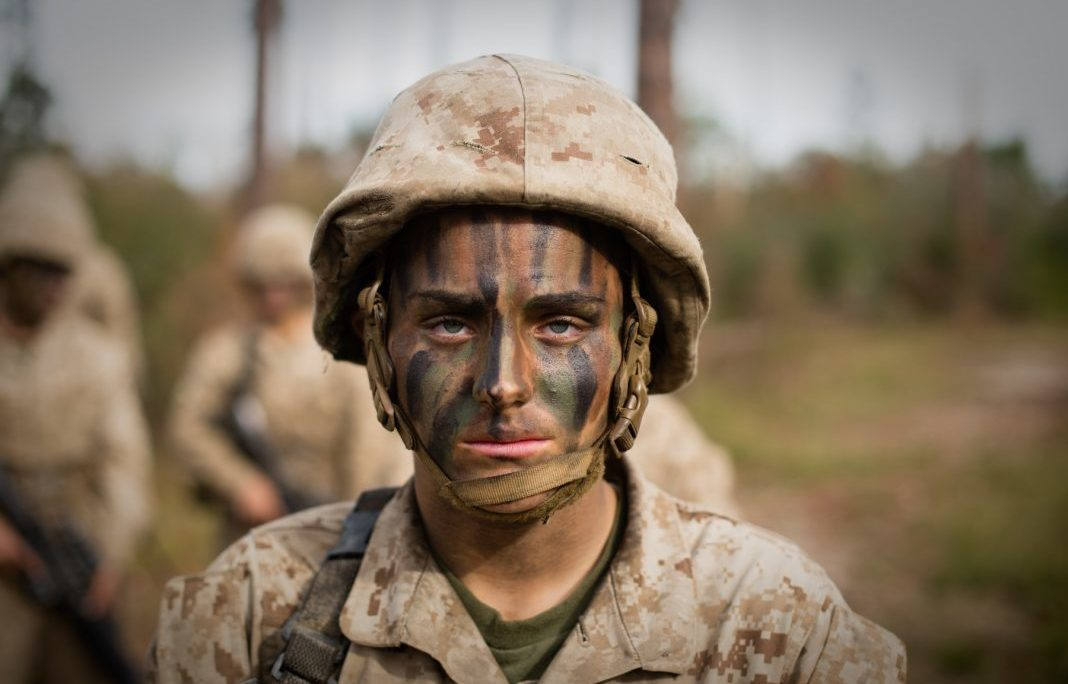 корпус морской пехоты