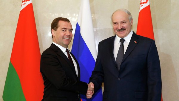 первый президент беларуси