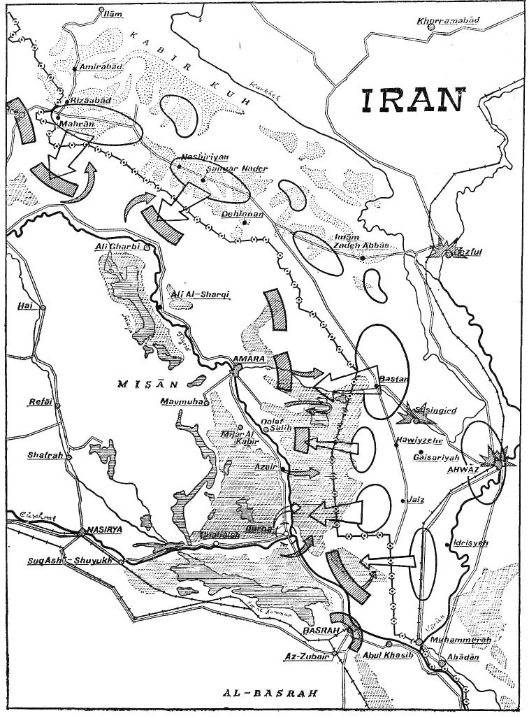 ирако иранская война
