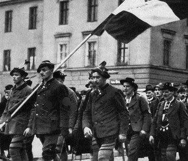 приход гитлера к власти в германии