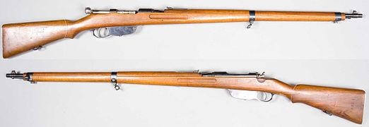 винтовки 2 мировой войны
