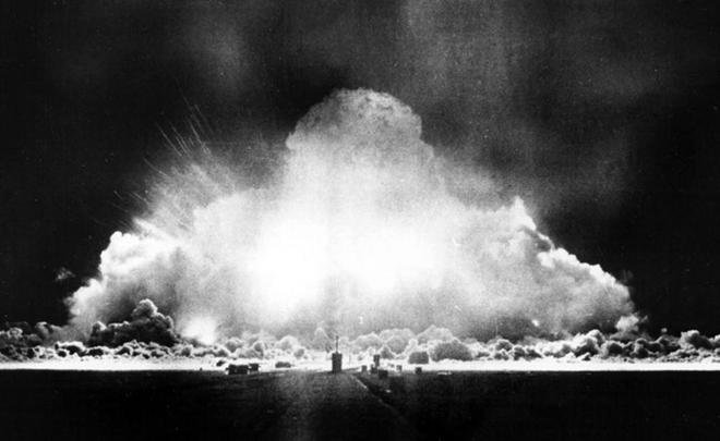 атомная бомба россии