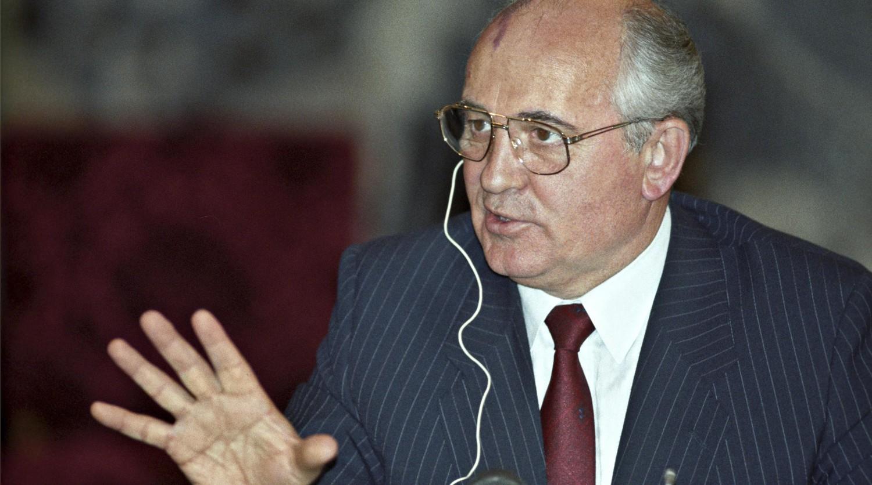 отставка президента ссср горбачева м с