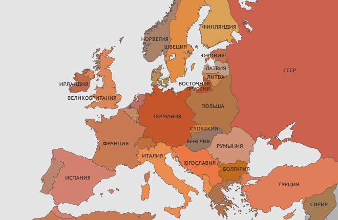 цели германии в первой мировой