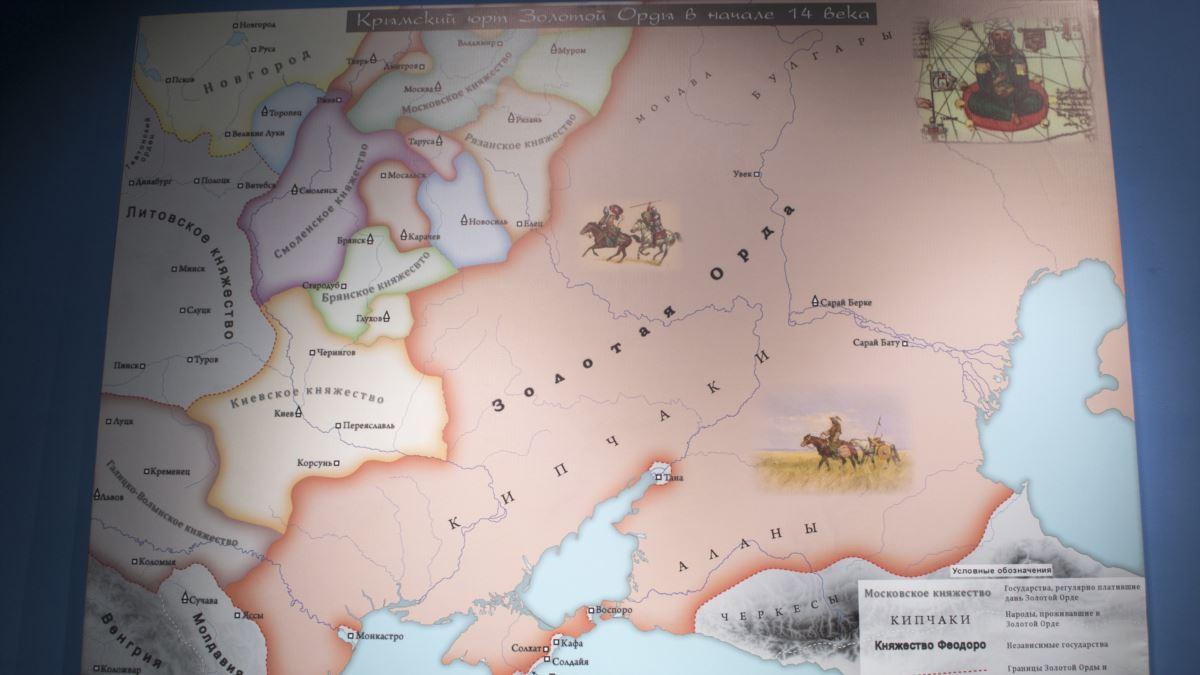 разорение монголо татарами киева