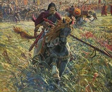 роль донского в куликовской битве