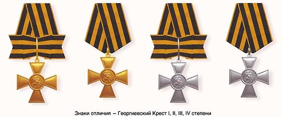 георгиевская звезда