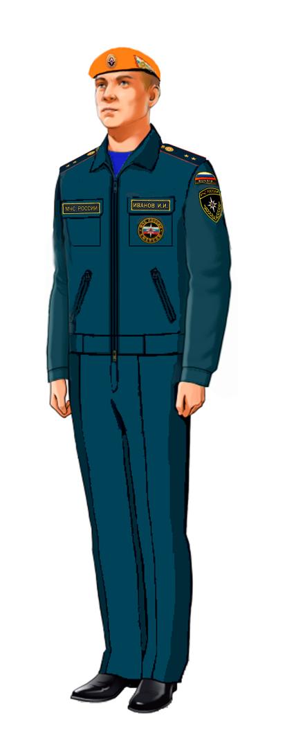 погоны мчс младший сержант расстояние