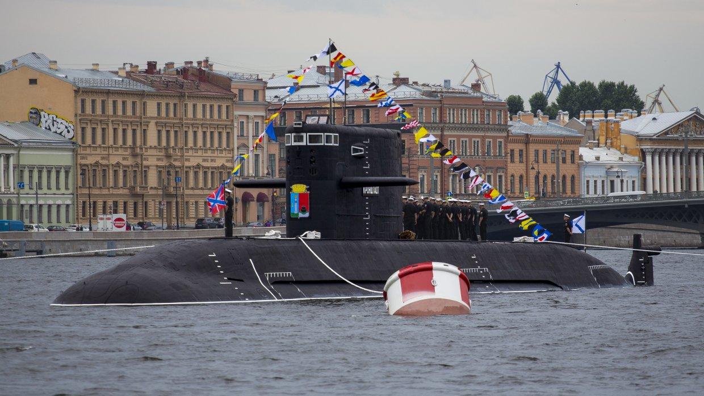 подводные лодки проекта 677