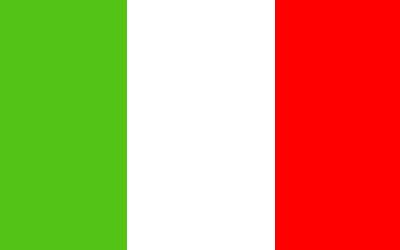 флаг зеленый белый красный вертикальные