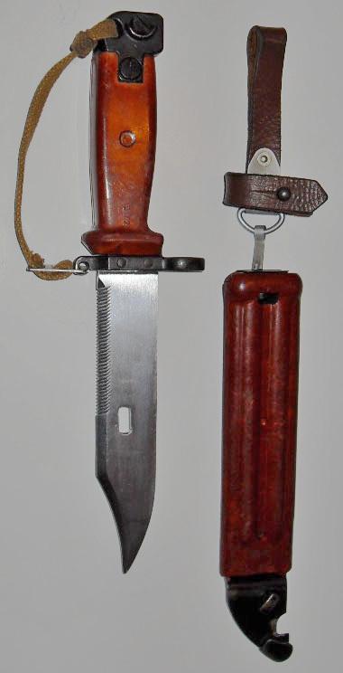 штык нож мосина