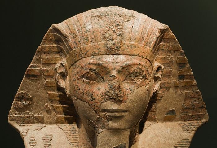 египетский фараон фото
