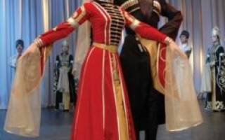 костюм украинцев