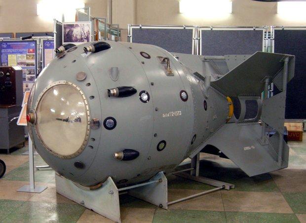 испытание ядерного оружия в ссср