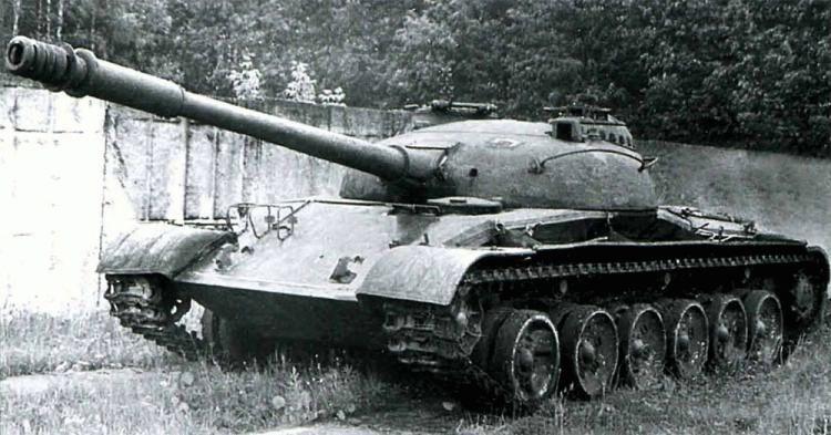 танк объект 140